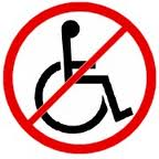 no wheelchair image