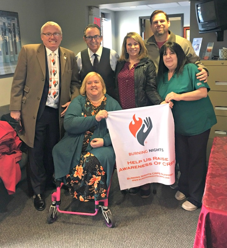 people united in the war on CRPS