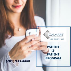 calmare, pain management, chronic pain, scrambler therapy