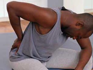 men with chronic pain