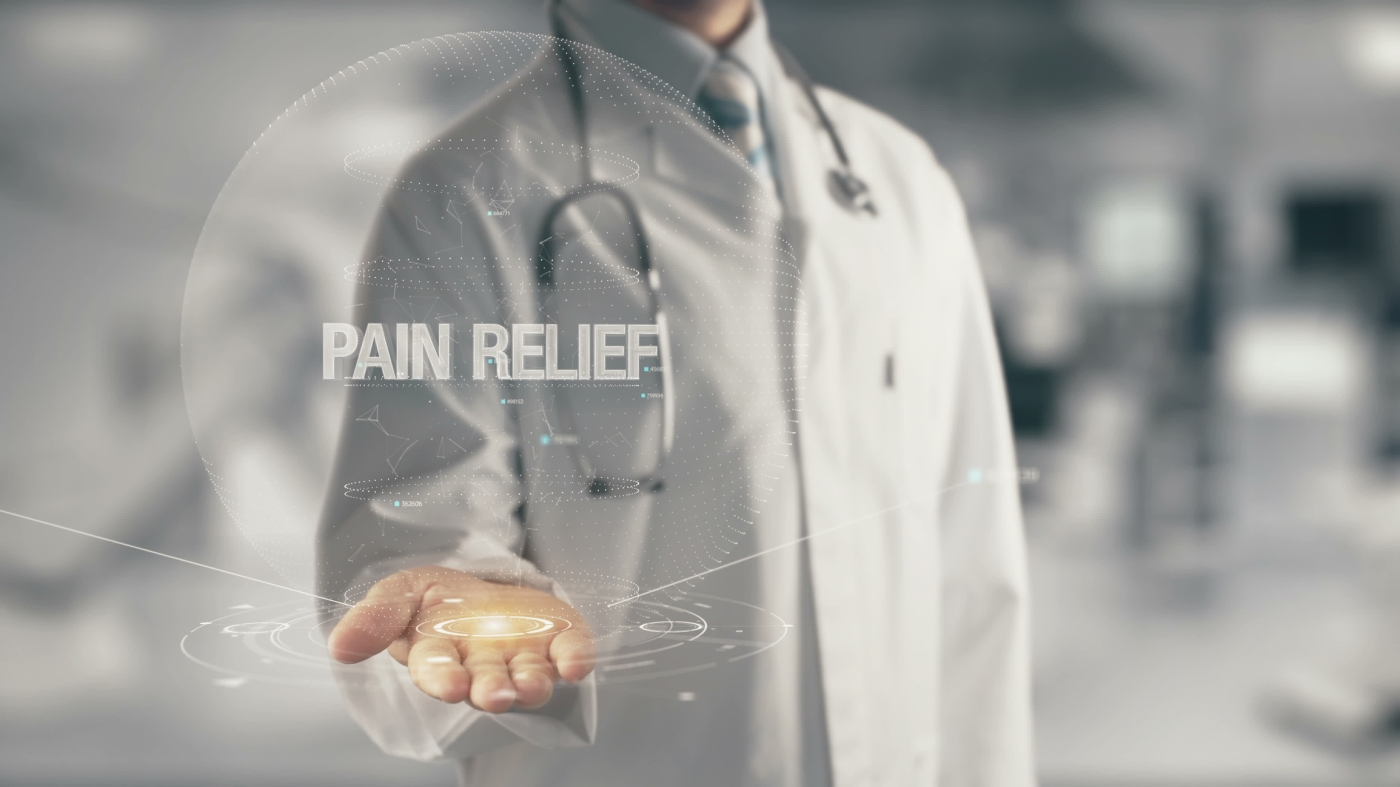 Dr. Michael Cooney explains how to choose a pain management doctor